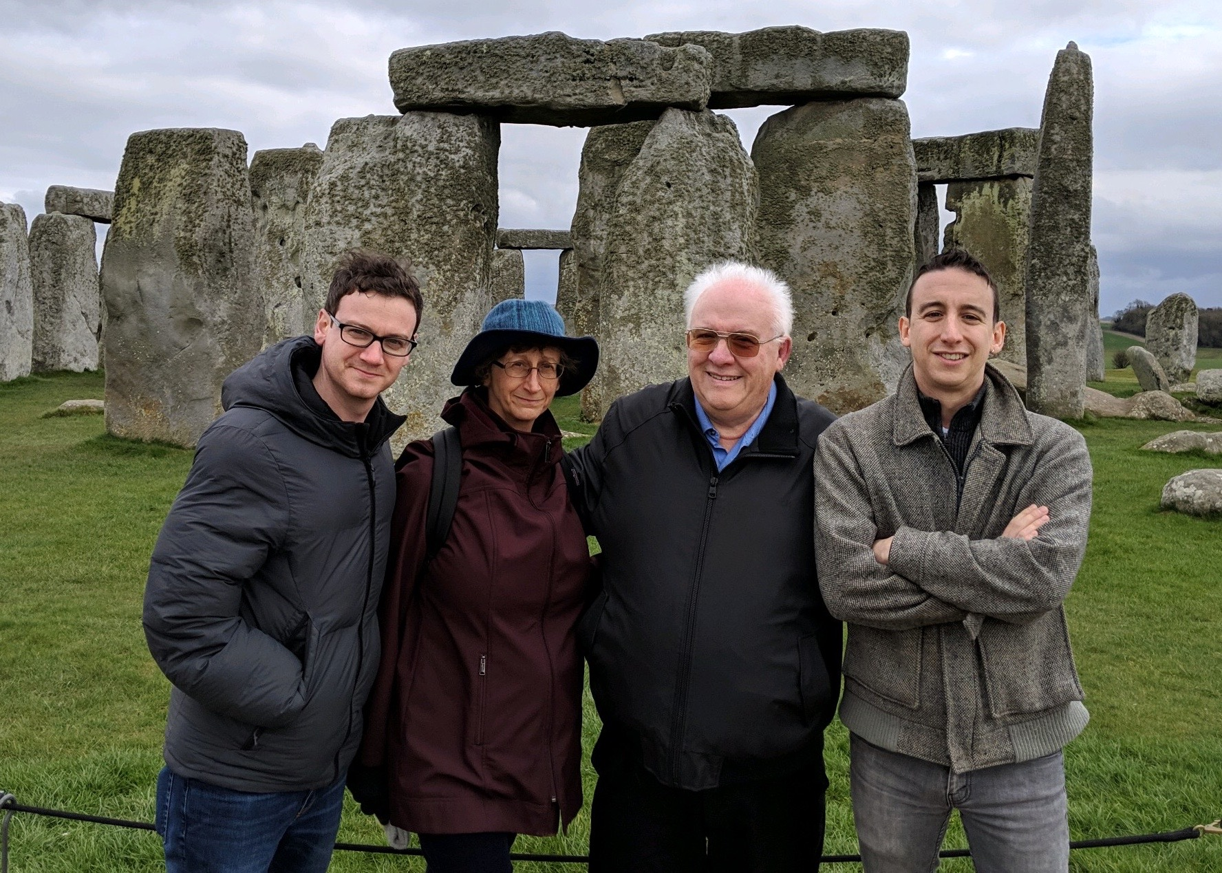 weller band stonehenge